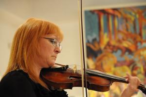 Alison Harling, violinista