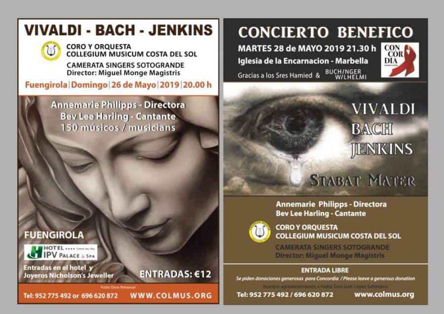 Un concierto para celebrar a Karl Jenkins a la edad de 75 años.
