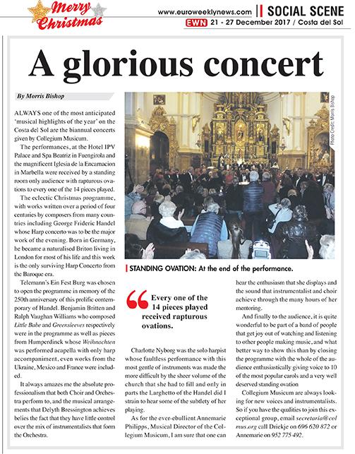 glorious concert